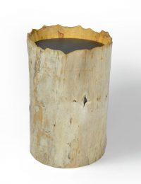 Urne écologique en bois flotté